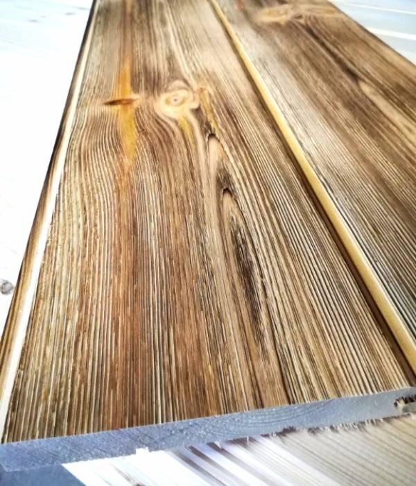 drewno sosnowe postarzane